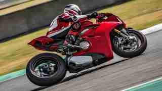 Ducati Panigale V4 India