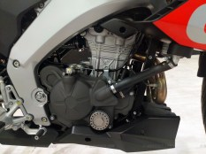 Aprilia RS 150 and Tuono 150 engine