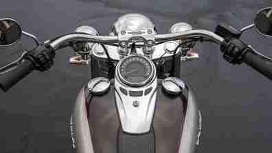 Harley Davidson Softail Deluxe handlebar