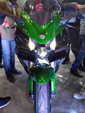 Kawasaki Ninja H2 SX SE India