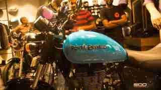 Thunderbird 500X engine