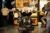 Thunderbird 500X headlight