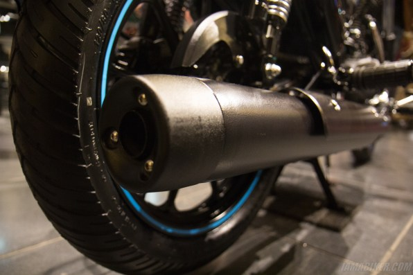 Thunderbird 500X silencer