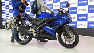 Yamaha R15 V3.0 launched