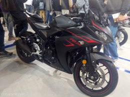 Yamaha YZF-R3 ABS launched