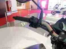 2018 Honda CB Hornet 160R left switch gear