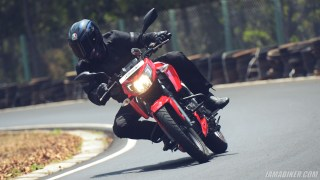 Apache RTR 160 4V review