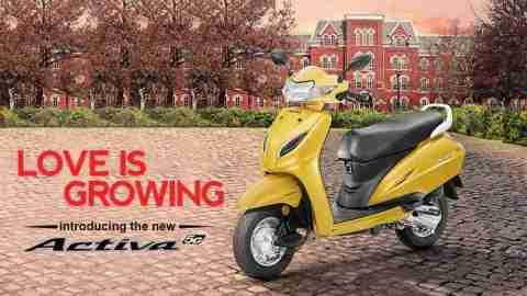 Honda 2Wheelers India