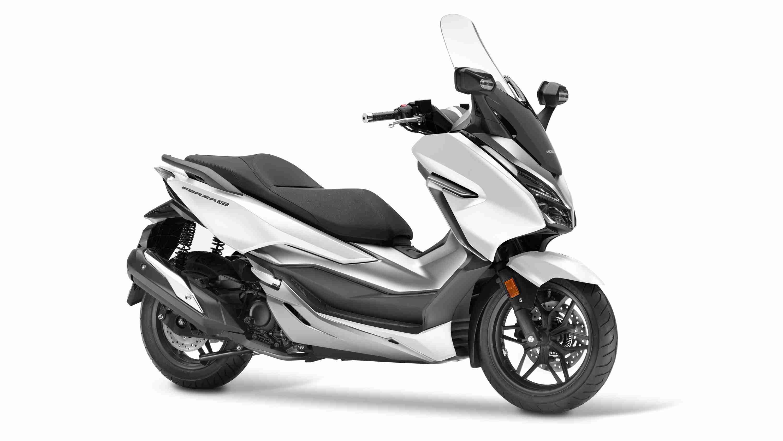 New Honda Forza 300 White