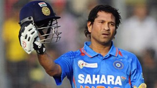 Sachin Tendulkar begins campaign against fake helmet manufacturers