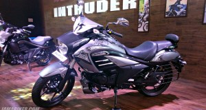 Suzuki Intruder Fi launched