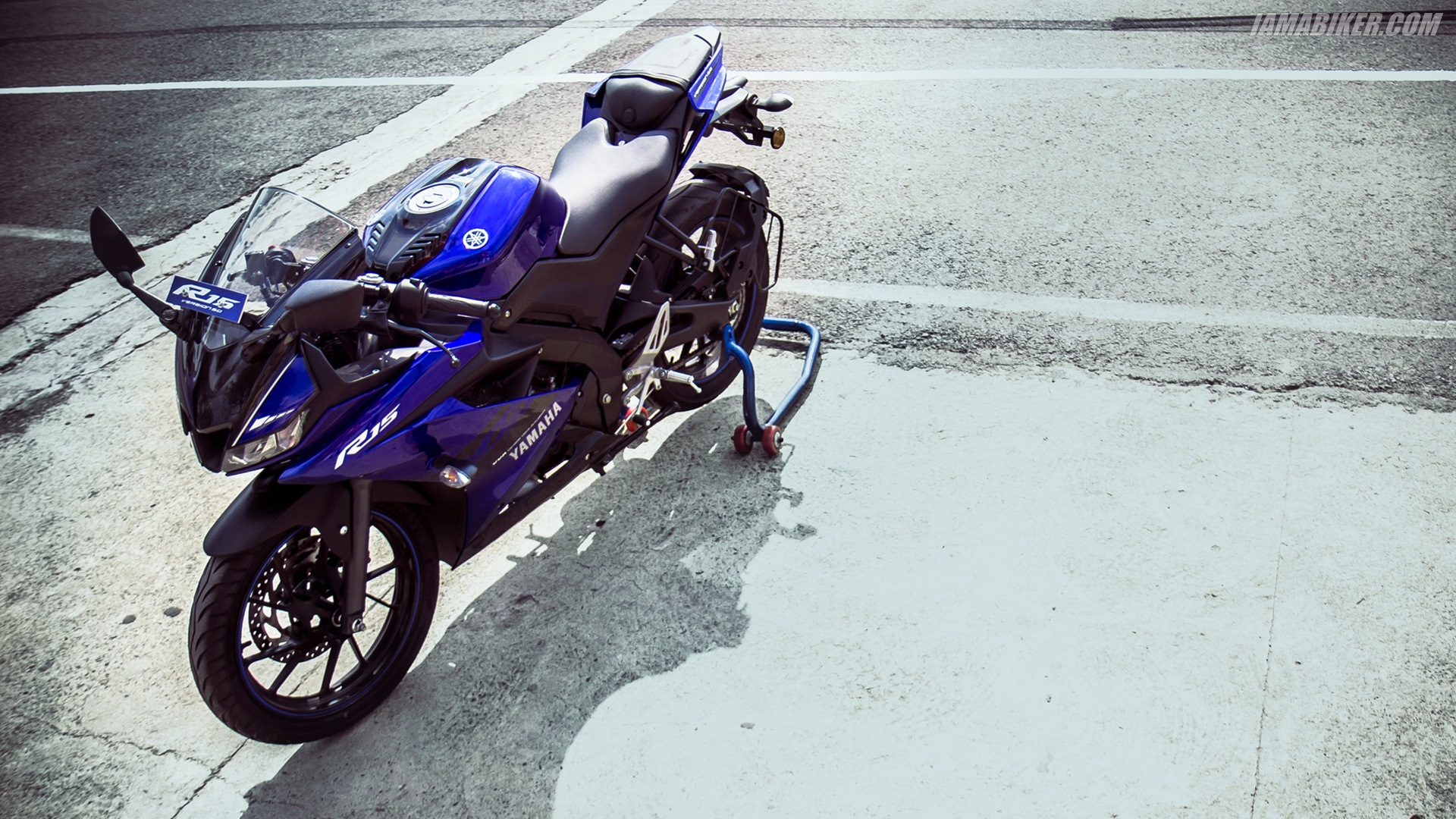 yamaha r15 v3 hd wallpapers | iamabiker