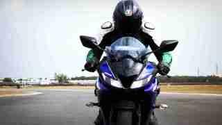 Yamaha R15 V3 track review