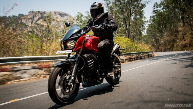 Mahindra Mojo UT 300 review