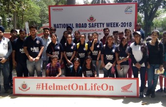 National Road Safety Week 2018