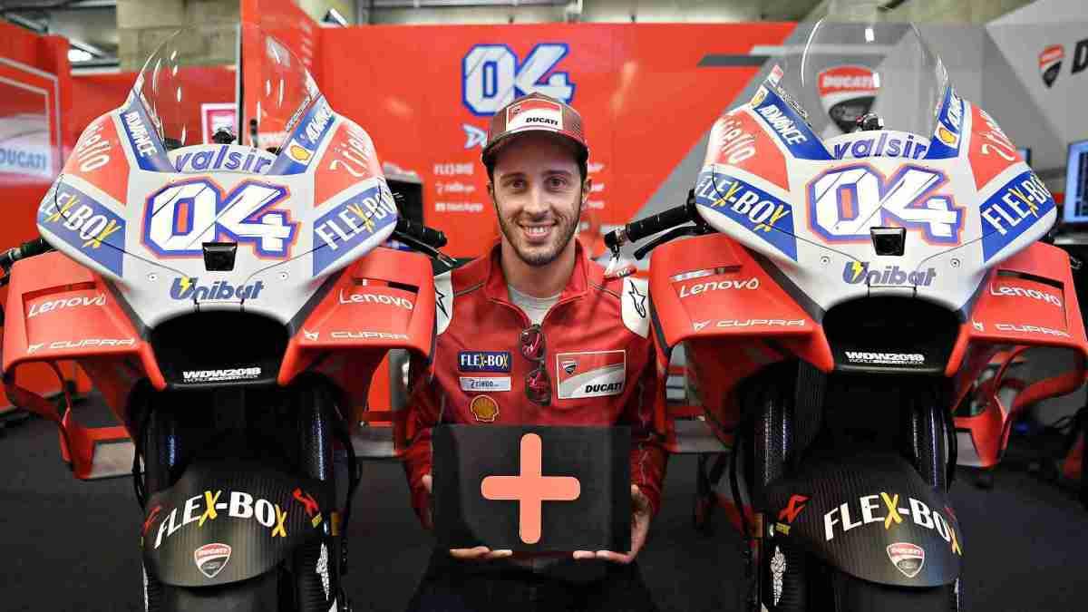 Andrea Dovizioso renews contract with Ducati till 2020