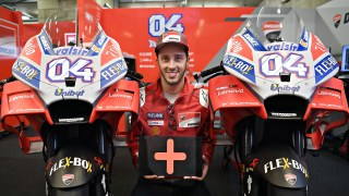Andrea Dovizioso renews contract with Ducati till 2020