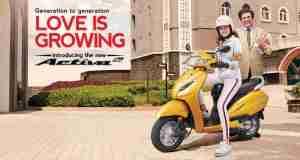 Honda clocks 6 lakh plus sales in April 2018