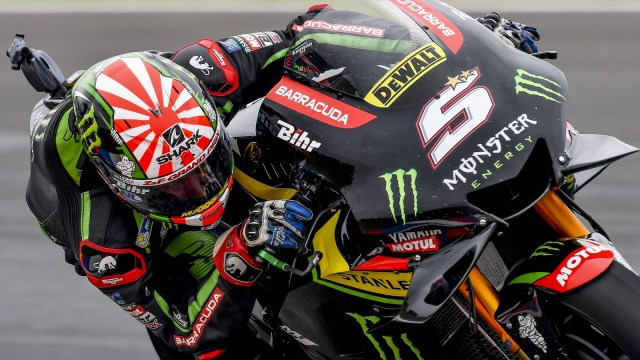 Johann Zarco moves to KTM from 2019 MotoGP season
