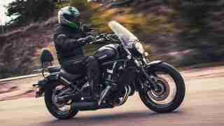 Kawasaki Vulcan S review