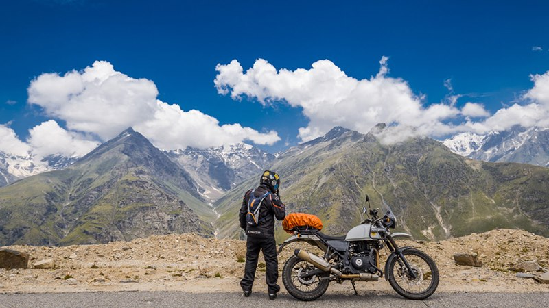 Royal Enfield Himalayan Odyssey 15th edition 2018
