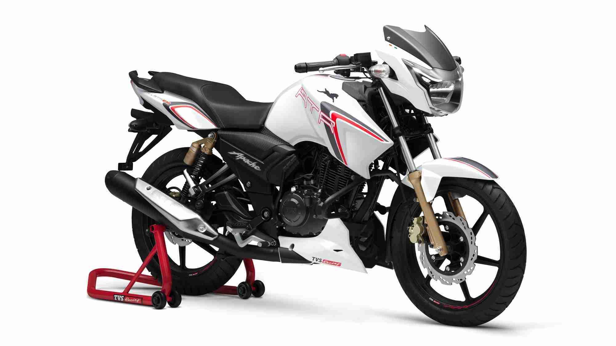 Apache RTR 180 Race Edition
