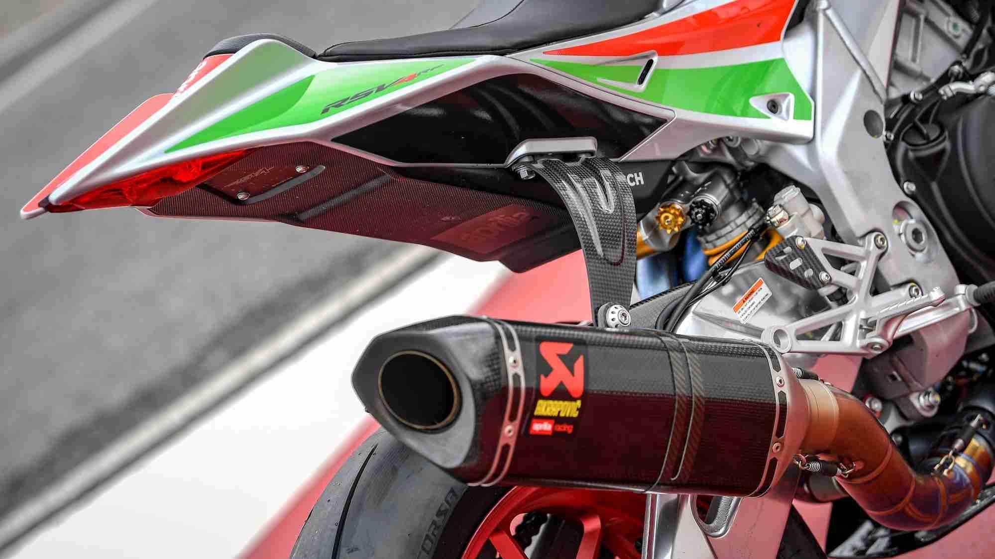 Aprilia Racing Factory Racing Works Kit