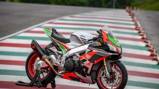 Aprilia Racing Factory Racing Works Kit