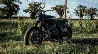 The 'Interceptor' – By Old Empire Motorcycles -Base Interceptor 650