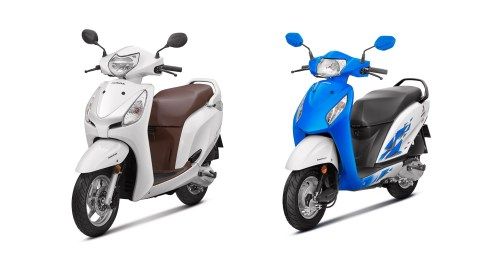 2018 Honda Aviator and Activa i launched