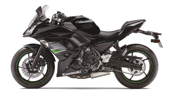 2019 Kawasaki Ninja 650 India