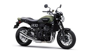 2019 Kawasaki Z900RS new colour option