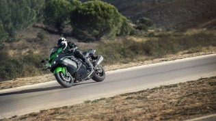 2019 Kawasaki ZX-14R HD wallpaper