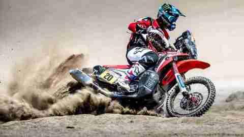 Dakar 2019 inches closer