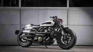 Harley Davidson FUTURE CUSTOM MODEL