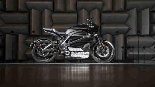 Harley Davidson LiveWire