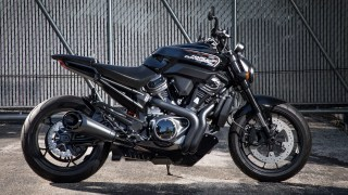 Harley Davidson Streetfighter 975cc