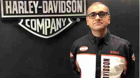 Piyush Prasad, Manager, Market Operations, Harley-Davidson