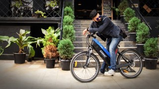 TRONX ONE - India's First Smart Crossover Electric Bike launched