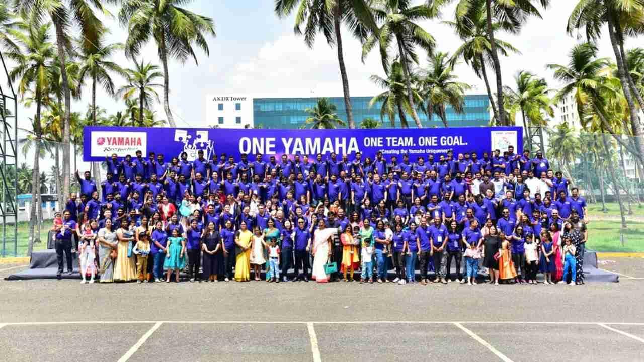 Yamaha celebrates its 63rd anniversary