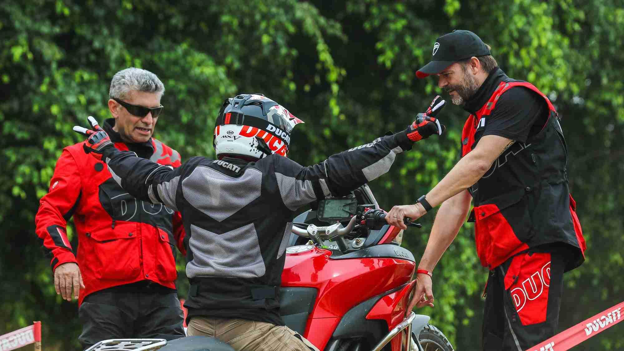 Ducati DRE-Off Road Days India