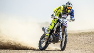 Sherco TVS Rally Factory Team's Lorenzo Santolino wins India Baja 2018