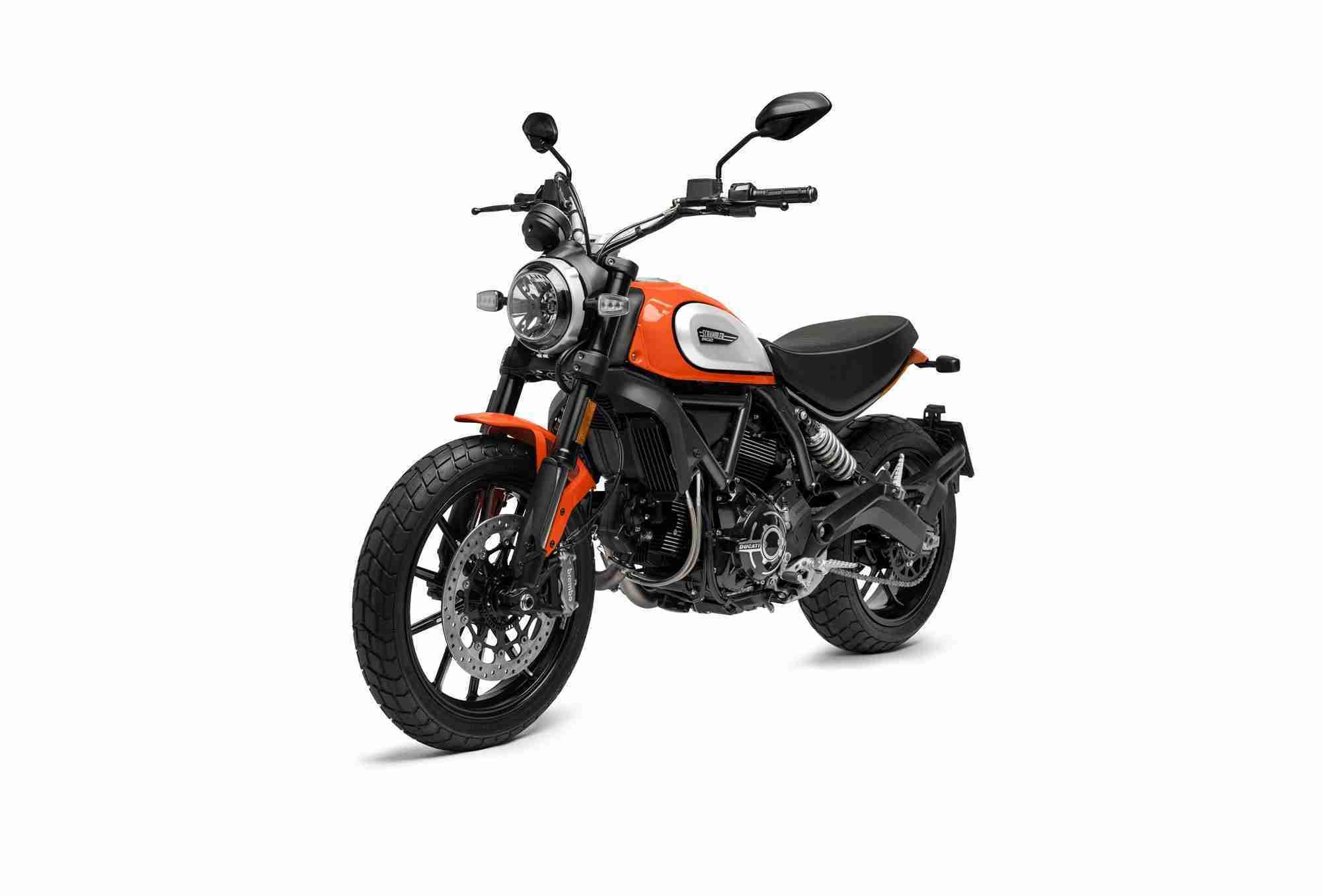 2019 Ducati Scrambler Ambience HD wallpaper