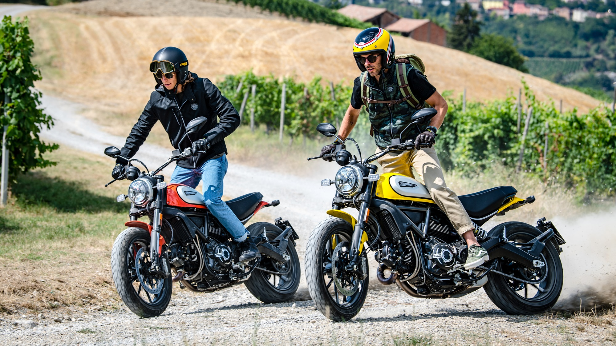 2019 Ducati Scrambler Icon and Ambience