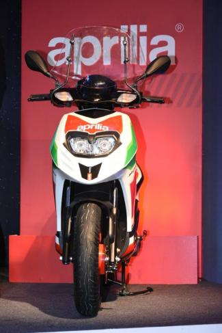 New Aprilia SR 150 Race launched