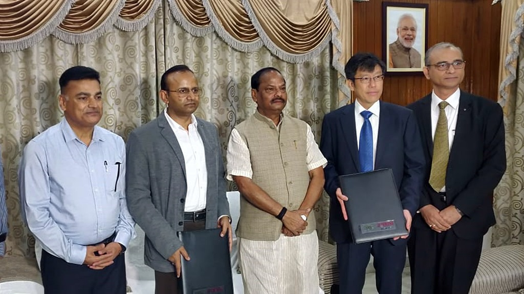 Yamaha India and Jharkhand Government to work on Skill Development