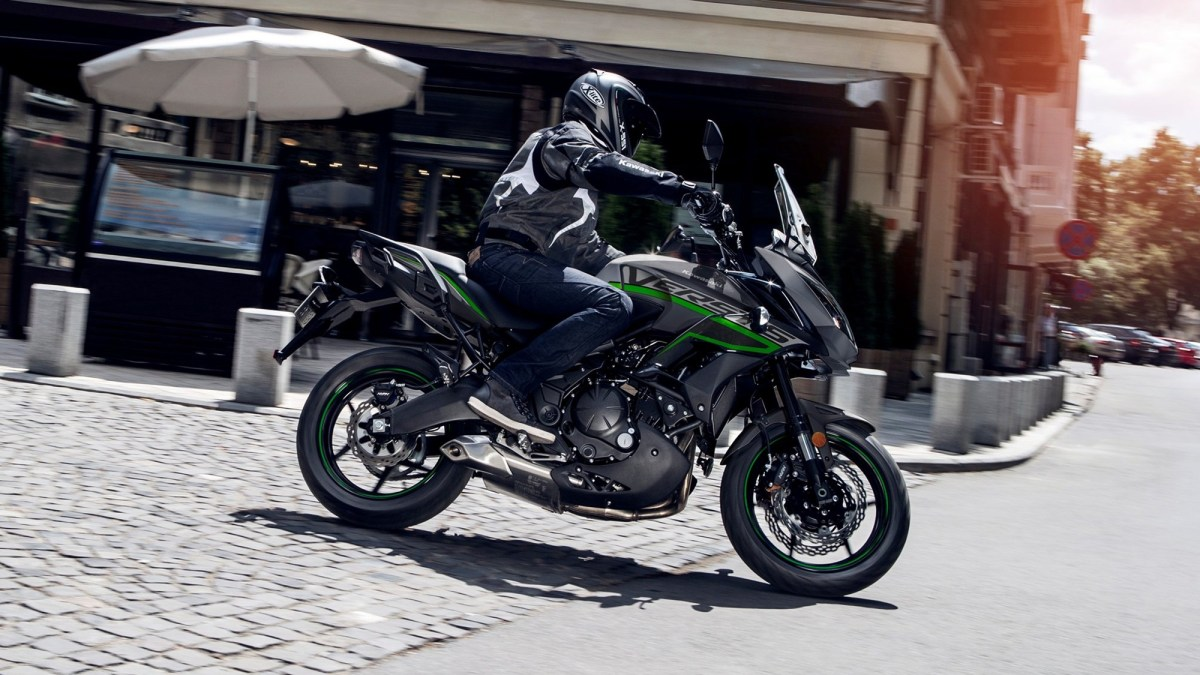 2019 Kawasaki Versys 650