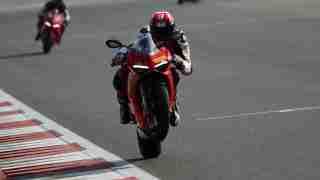 Ducati DRE-Track Days India