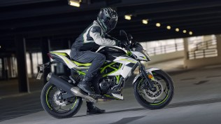 Kawasaki unveils Z125