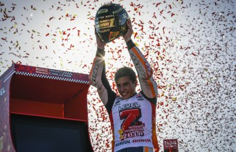 Marc Marquez grabs his 7th world championship